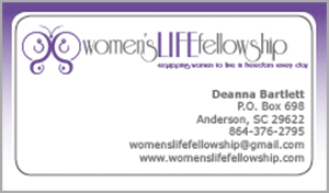 City girl graphics work womens life fellowship business card colourmoves