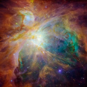 The Orion Nebula: My favorite image (so far) of elements in the known universe