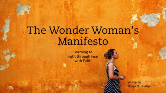 The Wonder Woman's Manifesto